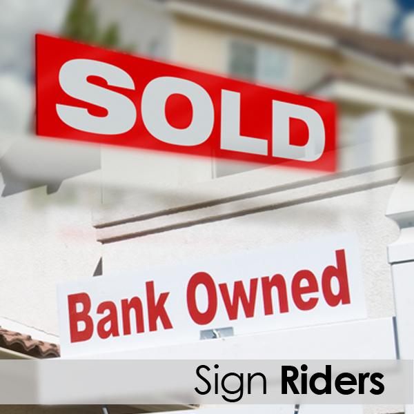 real estate nameriders